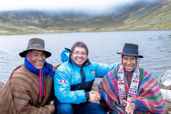 """MPH promoverá construcción de """"ccochas"""" bajo el lema """"Puntata Yacu"""""""