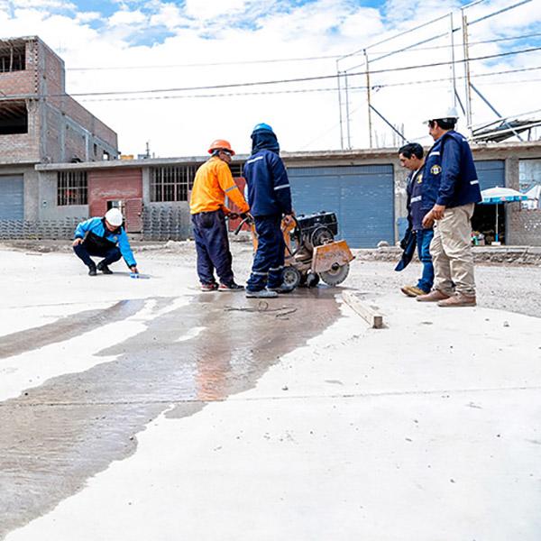 Vía de Evitamiento Sur, Tramo Centro Ecológico Recreacional y Experimental La Totorilla lucirán nuevas pistas y veredas