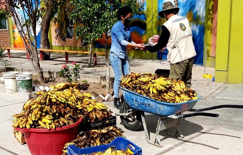 Inicia campaña solidaria para donar alimentos al zoológico de la Totorilla