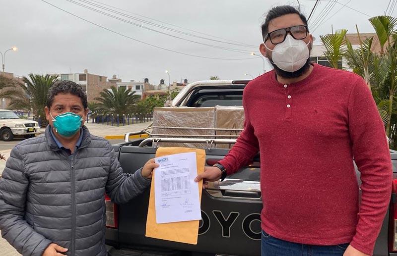 Municipalidad de Huamanga entregará concentradores de oxígeno