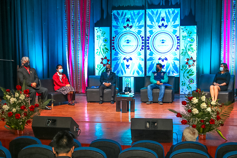 Se realizó la IV edición de la Feria Internacional del Libro de Ayacucho 2020