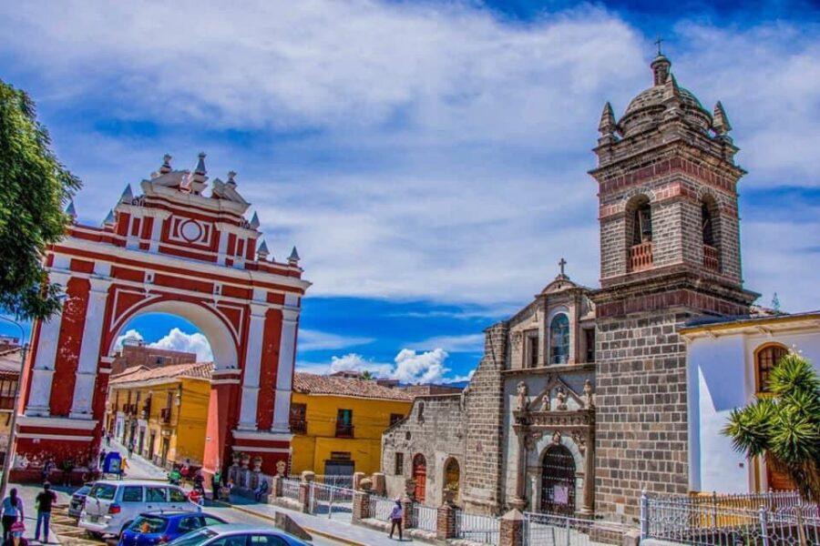 Huamanga logró 40 millones para recuperación del Centro Histórico