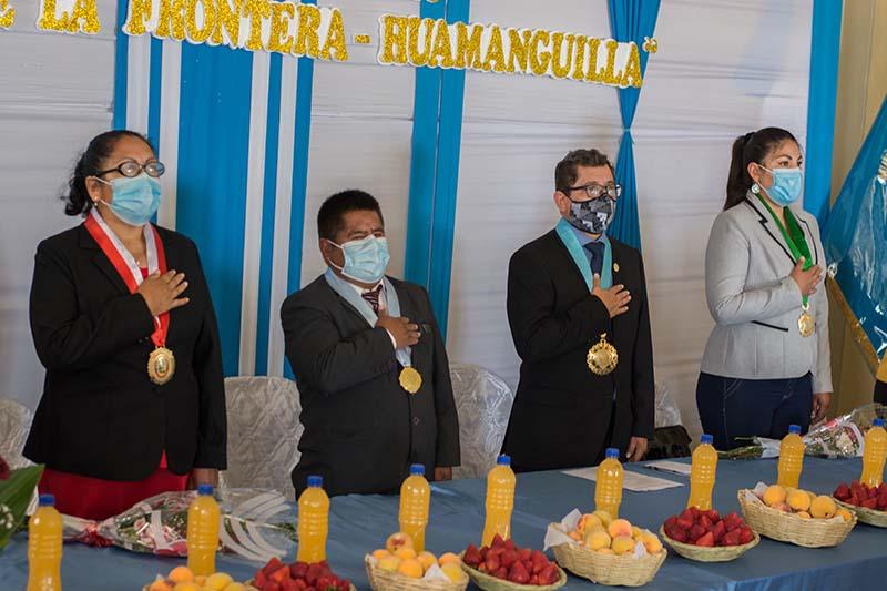 Huamanga celebra 482 de fundación