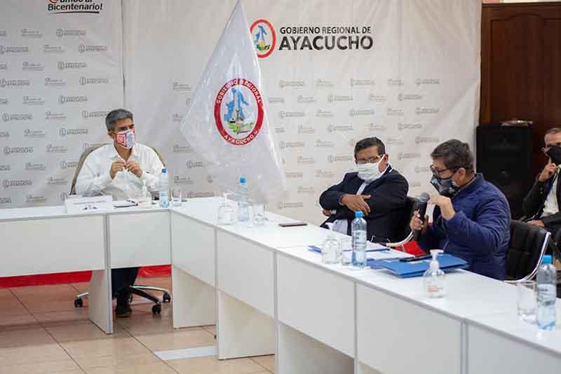 Comando Covid fortalecerá sistema de respuesta ante la pandemia