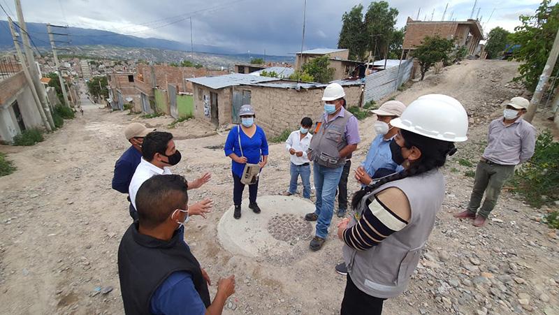 Ampliarán el sistema de agua potable en el cono norte