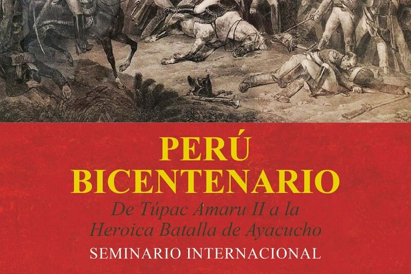 En Huamanga Seminario Internacional analizará Bicentenario de la Independencia Nacional