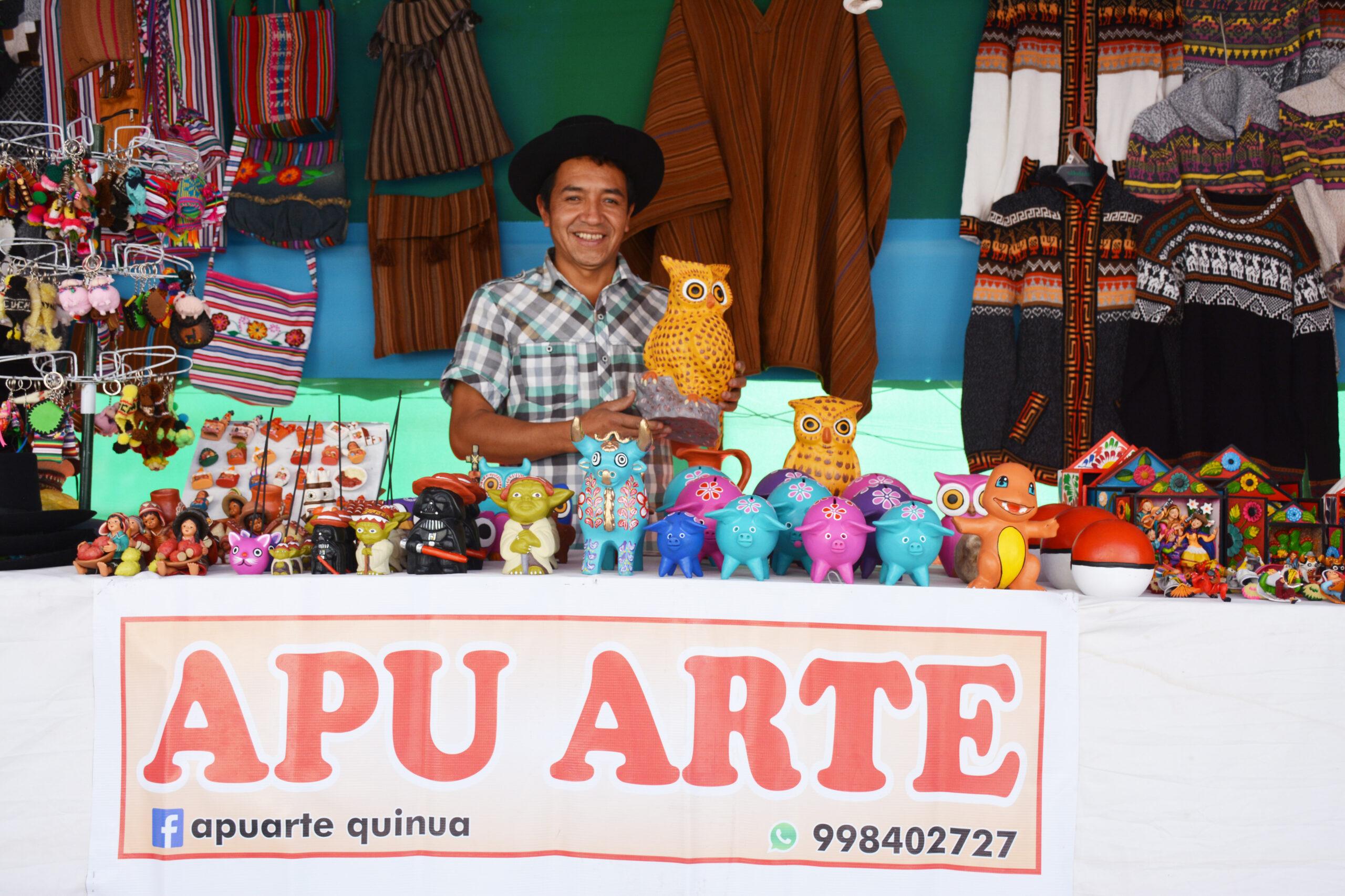 Expoferia Andina Amazónica Musuq Wata