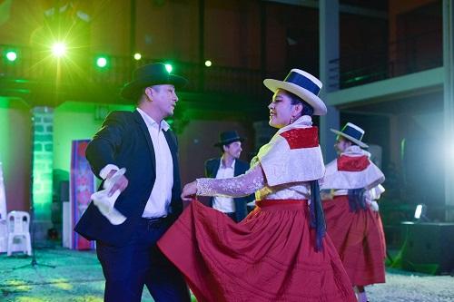 Vuelve Ayacucho Cultura Viva