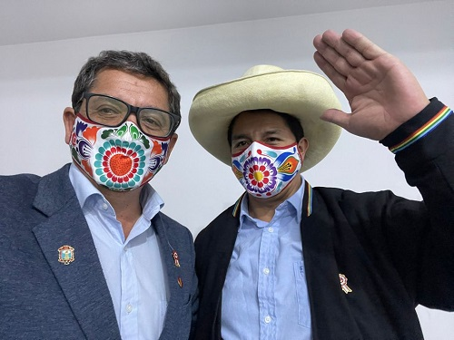 Se confirmó la llegada de Presidente del Perú en Ayacucho