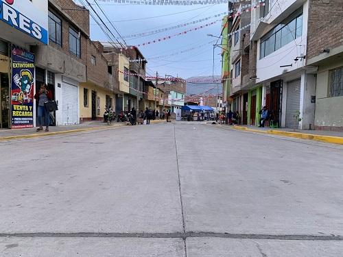 Inauguran reservorios en Llachoccmayo